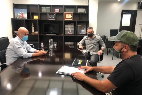 El Auto Club Caleta Olivia contará con el apoyo del Municipio para el regreso de las competencias
