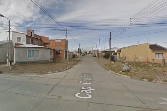Ocurrió en la intersección de Belgrano y Giachino.