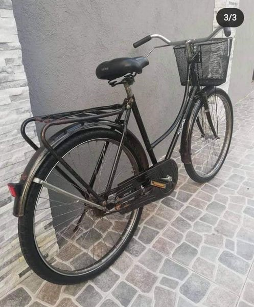 Ante cualquier información del paradero de la bicicleta comunicarse al 15725016.