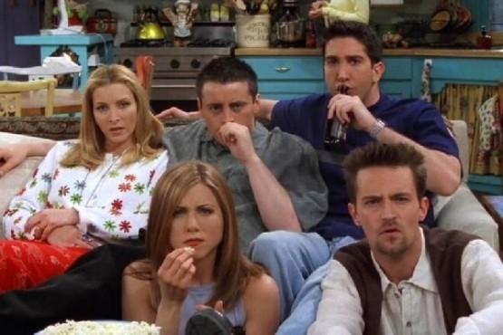 El error de Friends que desconcertó a los fanáticos