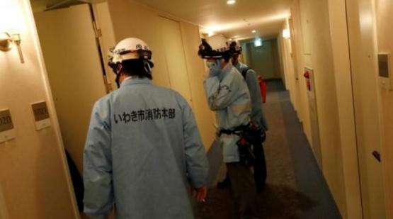 Redes: Terremoto estremeció Japón y quedó grabado en videos