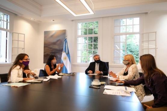 Alberto Fernández anunció la creación de un consejo para luchar contra los femicidios