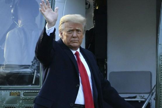 Donald Trump fue absuelto en el juicio político por el asalto al Capitolio