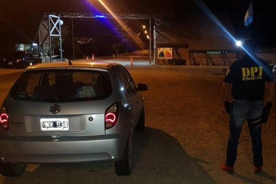 Cholila - Por ajuste de cuentas los detuvieron en Esquel