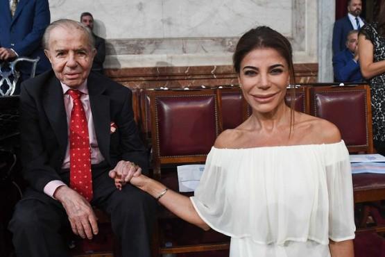 Los restos de Carlos Menem serán velados en el Senado