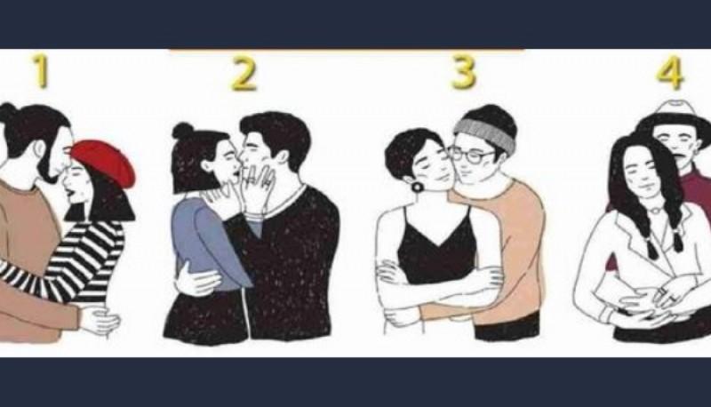 Dime cómo abrazas y te diré qué secretos oculta tu personalidad