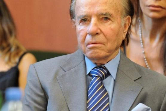La DAIA repudió a Carlos Menem por los atentados y los indultos