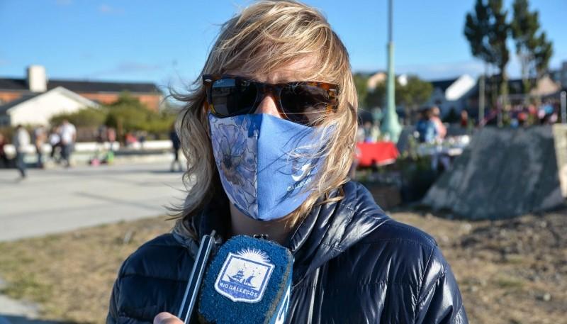 """Moira Lanesán: """"La gran convocatoria de vecinos al paseo de hoy nos sorprendió"""""""