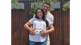 """Samanta Casais de """"Bake off"""" anunció que está embarazada"""