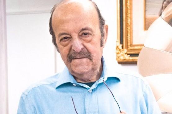 Julio Bárbaro, político y escritor argentino.