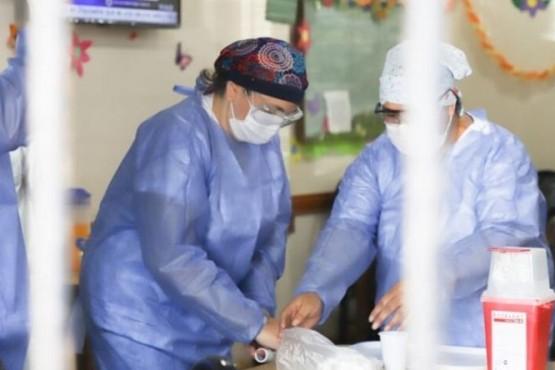 Comienza la vacunación a mayores de 70 años en Buenos Aires