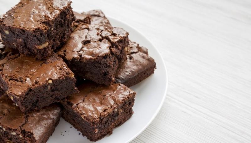 Cómo hacer brownie sin manteca