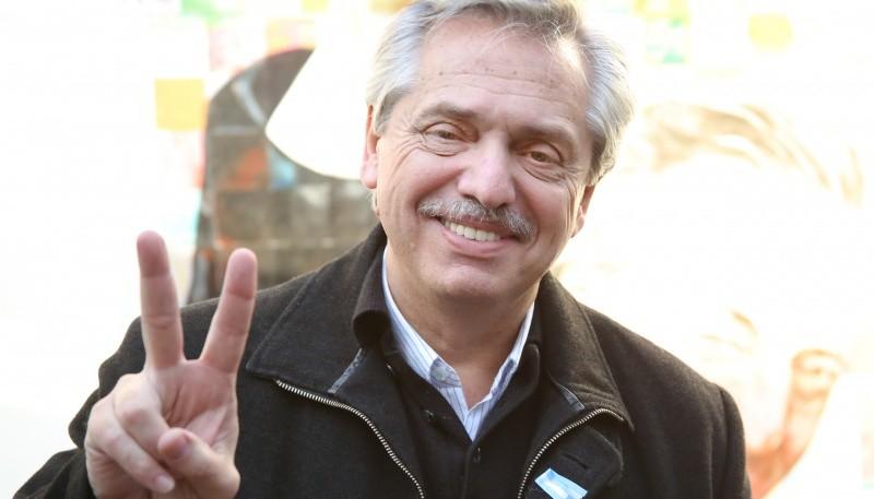 De no presentarse anomalías, Alberto asumirá el 21 de marzo en reemplazo del diputado nacional José Luis Gioja. (Christian González)