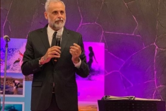 El polémico tuit de Jorge Rial tras la internación de Luis Brandoni por coronavirus