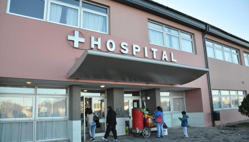 El hospital de Caleta respira tranquilidad.