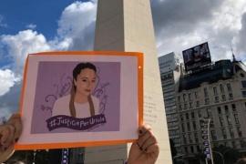 Marcharon a los tribunales de todo el país bajo el lema #JusticiaporÚrsula
