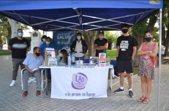 El Municipio concientiza sobre el Día Internacional del Asperger