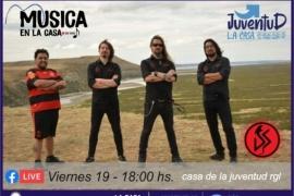 """Mañana viernes """"Draconis"""" vuelve a la Casa de la Juventud de Río Gallegos"""
