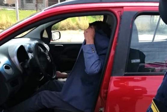 Había arrastrado a su ex pareja con el auto. Ayer lo liberaron