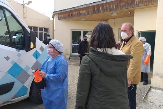 28 de Noviembre | Restringen atención el Hospital San Lucas por caso de COVID-19 en personal de salud