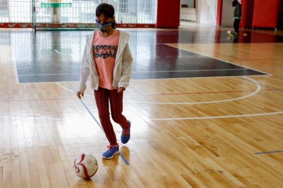 """Culminó la propuesta de """"Escuelas de Deporte"""" en gimnasios municipales de Río Gallegos"""