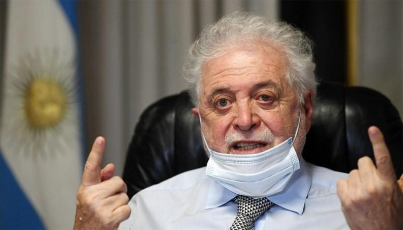 Ex ministro de Salud de la Nación, Ginés González García.