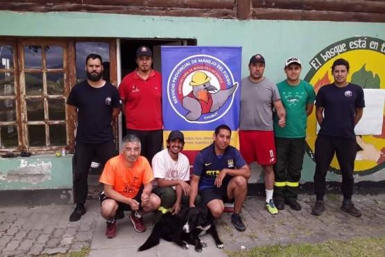 Programa de Promoción de la Salud en las Brigadas de Incendios