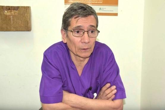 Guillermo Basualto: Es preocupante porque todo el trabajo que veníamos realizando se está perdiendo.