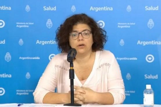 Vizzotti era la secretaria de Acceso a la Salud del Ministerio de Salud de la Nación Argentina desde 2019.