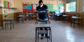 Una escuela rural abrió para que vaya un solo alumno