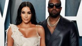 Kim Kardashian le pidió el divorcio a Kanye West