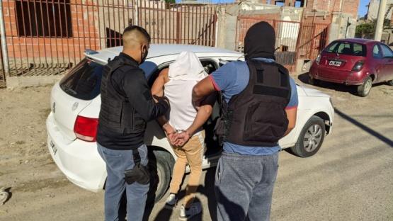 Detienen a un joven por robo agravado