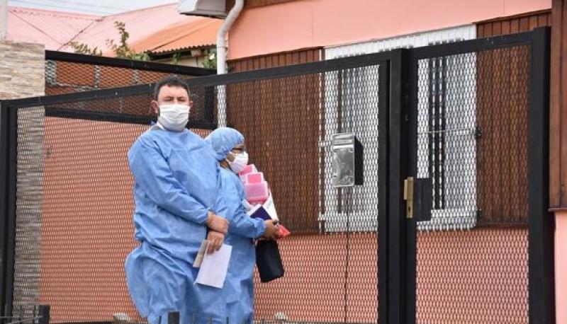 Comenzó la vacunación de los mayores de 90 años en Rio gallegos