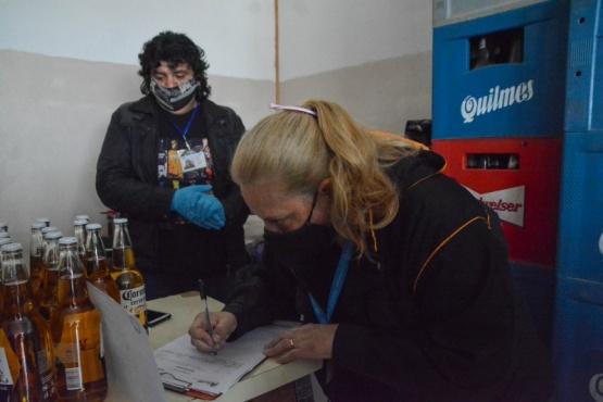Bromatología realizó un operativo de control en el Barrio San Benito