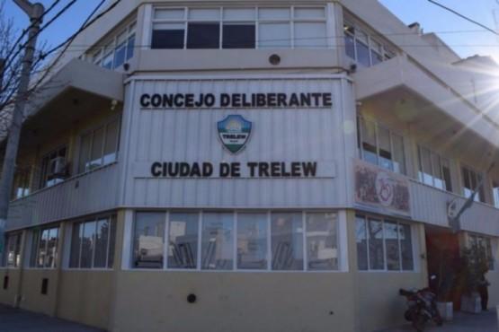 El Concejo Deliberante de Trelew retoma la actividad el primero de marzo