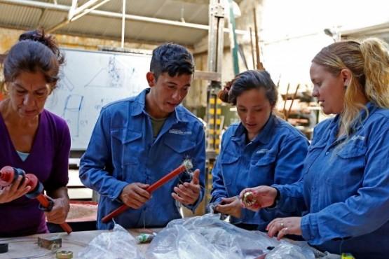 En marzo comienzan los programas de capacitación para los titulares del Plan Potenciar Trabajo