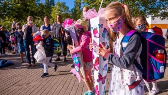Alemania: reabren las escuelas a pesar del temor a una tercera ola