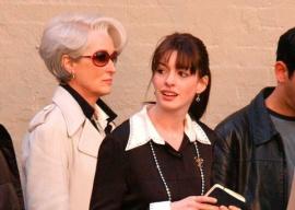 Anne Hathaway revela el secreto que hubiese cambiado El diablo viste a la moda completamente