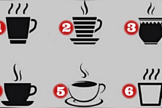 Qué taza de café elegís: el test viral que revela el lado más oculto de tu personalidad