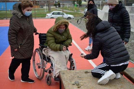"""De 10 a 13 el Parque """"Pirincho"""" Roquel es exclusivo para personas con discapacidad"""