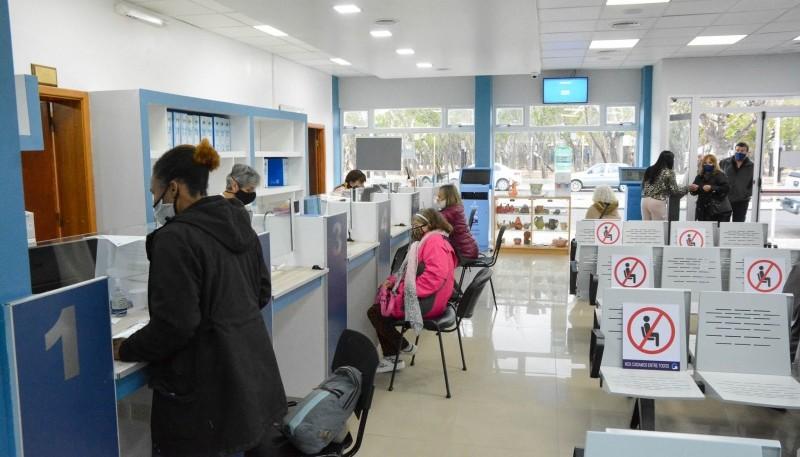 El Municipio de Río Gallegos ofrece atención prioritaria a sus contribuyentes