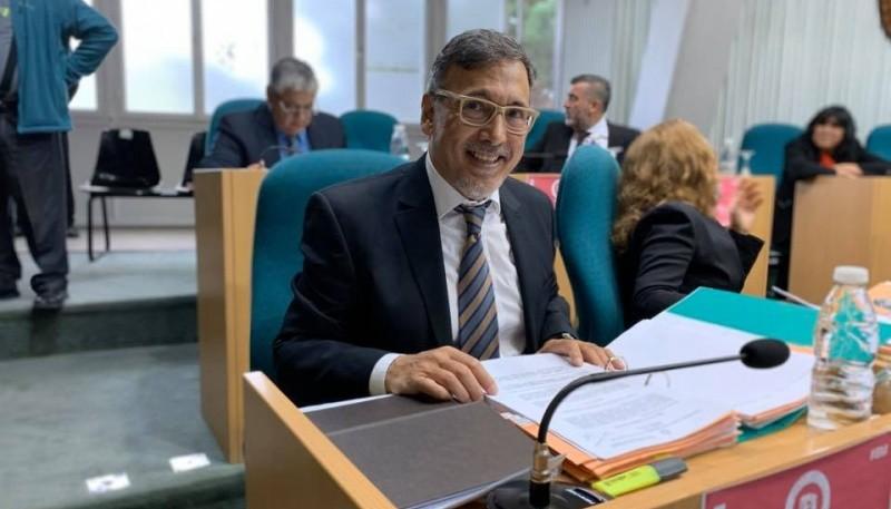 Internaron a Javier Pérez Gallart en Río Gallegos por coronavirus