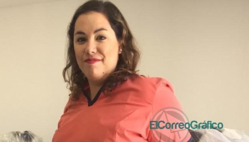 Lic. Débora López Ferrucci, Bióloga