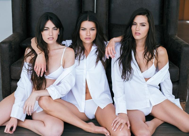 Las hermanas Jimenez.