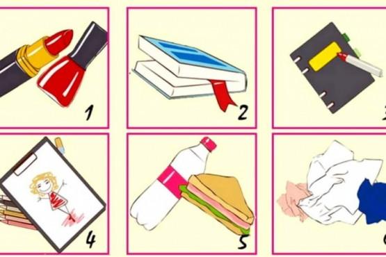 Test psicológico: lo que llevas en tu bolso dice todo de tu personalidad