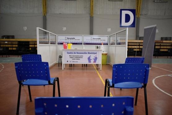 Mañana comienza a funcionar el Centro de Vacunación Municipal