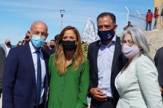Fernando Cotillo participó del 120° aniversario de Comodoro Rivadavia