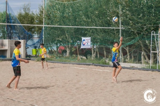 La competencia reunió a jóvenes y adultos de ambas ramas.