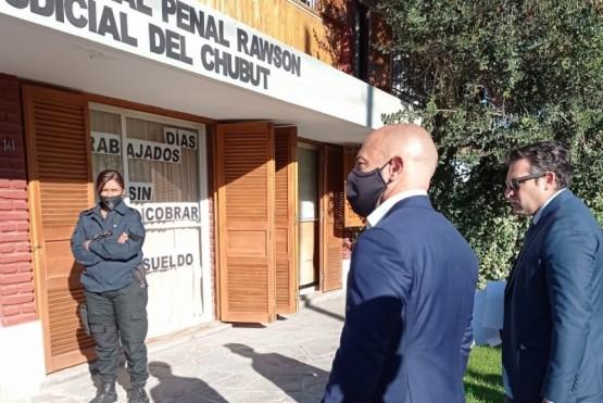Rawson | Massoni quiere que su Ministerio sea querellante en la causa por el homicidio de Ronald Guerra