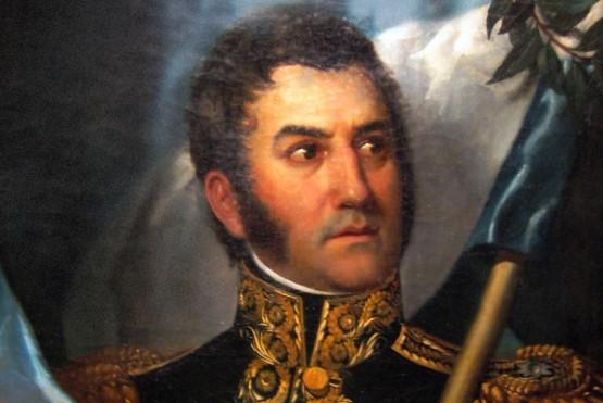 Hace 243 años, nacía el General José de San Martín.